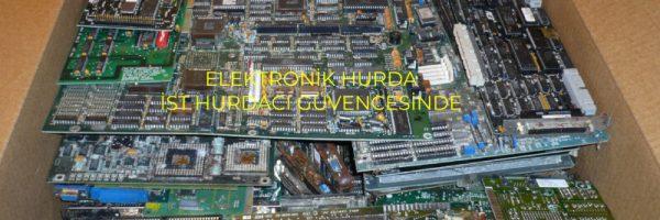 Elektronik hurda firmaları