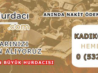 Kadıköy hurdacı firmaları